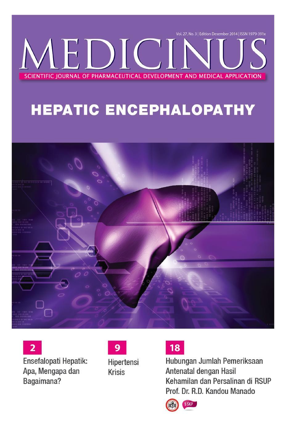 Medicinus edisi Desember 2014 Vol. 27 No. 3