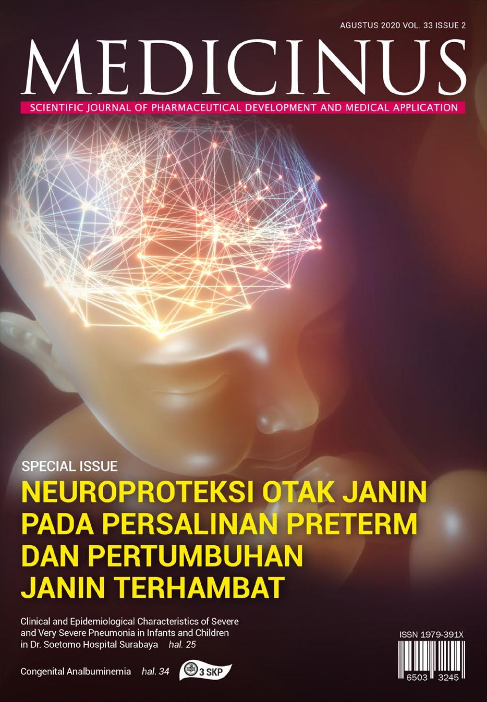 Medicinus Vol. 33 No. 2 - Agustus 2020