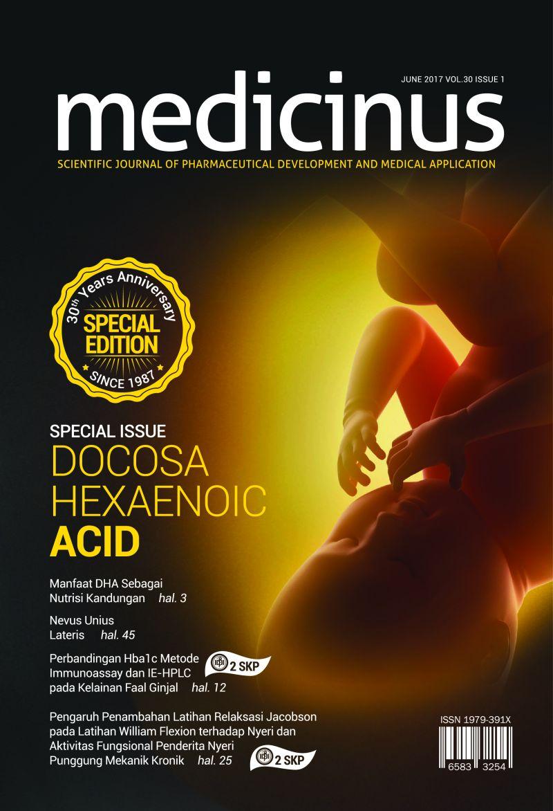 Medicinus 30 No. 1 - Juni 2017